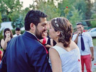 El matrimonio de Karen y José 3
