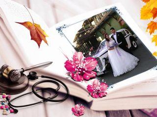 El matrimonio de Claudio  y Maritza  3