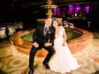 El matrimonio de Macarena y Hernan