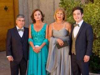 El matrimonio de Carmen y Martín 2