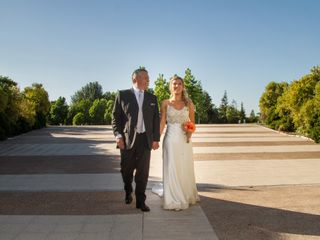 El matrimonio de Carmen y Martín 3