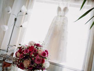 El matrimonio de Melissa y Lucas 1
