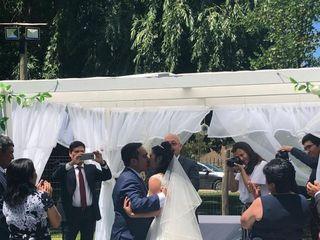 El matrimonio de Jeanette y Jairo 1
