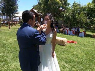 El matrimonio de Jeanette y Jairo
