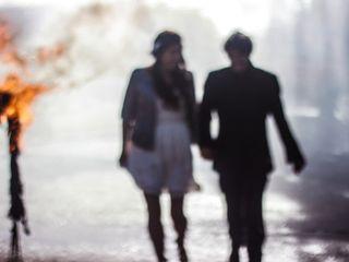 El matrimonio de Angie y Sebastian 3