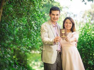 El matrimonio de Valeria y Felipe 1