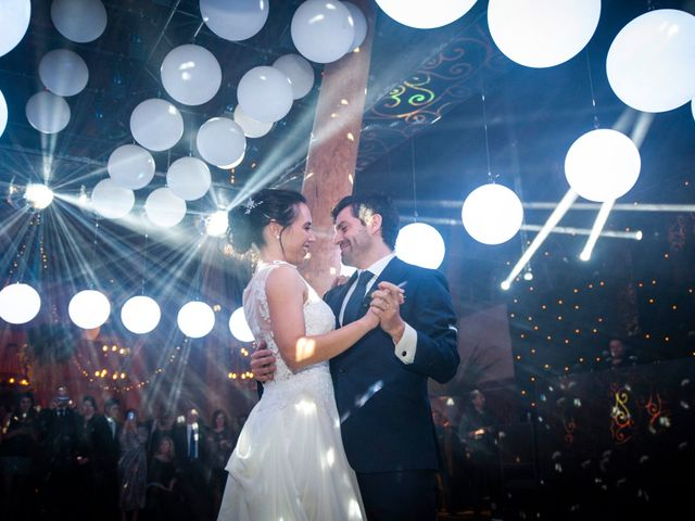 El matrimonio de Paula y Juan Carlos