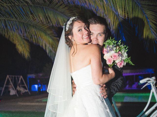 El matrimonio de Valeria y Felipe