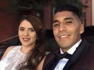 El matrimonio de Ivania  y Frank