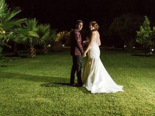 El matrimonio de Ivania  y Frank  1