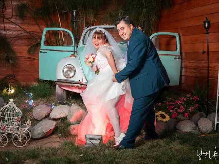 El matrimonio de Carolina y Lorenzo