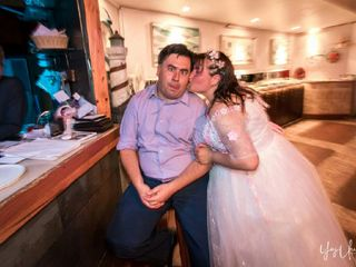 El matrimonio de Carolina y Lorenzo 2