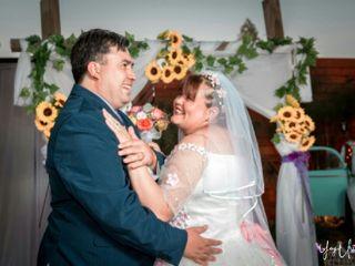 El matrimonio de Carolina y Lorenzo 3