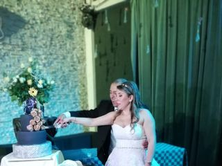 El matrimonio de Christian  y Karen 1