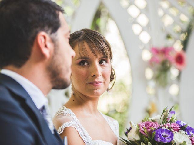 El matrimonio de Francisca y José Luis
