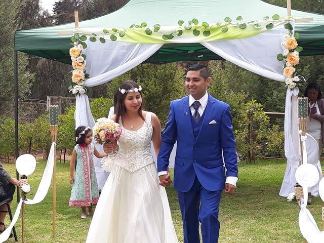 El matrimonio de Milenko y Malú