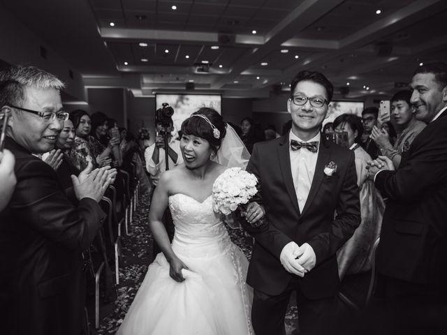 El matrimonio de Wha Young Im y Kukhyun Kim