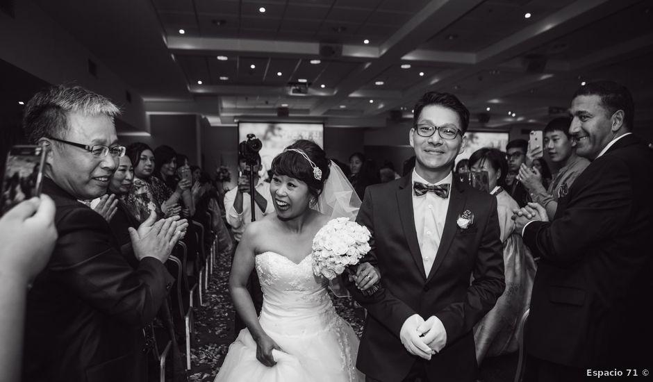 El matrimonio de Kukhyun Kim y Wha Young Im en Santiago, Santiago