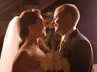 El matrimonio de Ilse y Randall