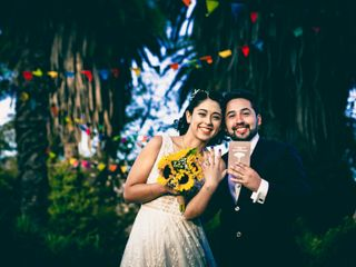 El matrimonio de Caro y Lalo
