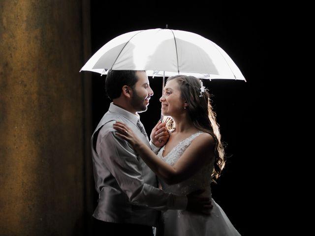 El matrimonio de Karen y Julio