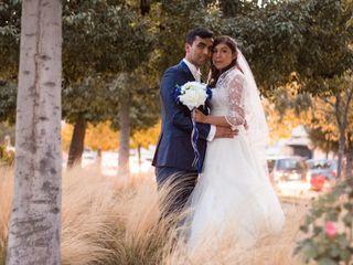 El matrimonio de Sara  y Marcos