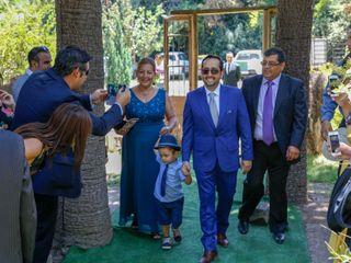 El matrimonio de Jimena y Ernesto 1