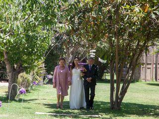 El matrimonio de Jimena y Ernesto 2