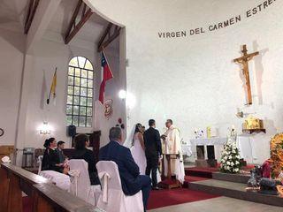 El matrimonio de Gabriela y Carlos 3