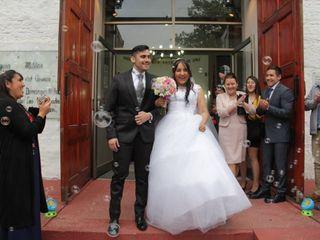 El matrimonio de Gabriela y Carlos