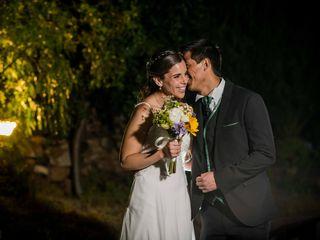 El matrimonio de Marilu y Sergio
