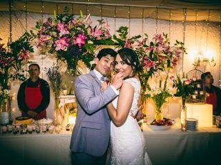 El matrimonio de Isaura y Felipe