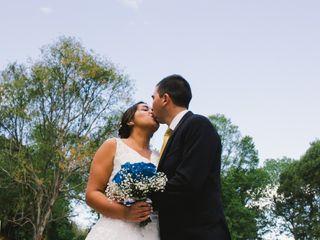 El matrimonio de Vanesa y Sebastiam