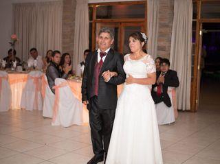 El matrimonio de Rossana y Glicer