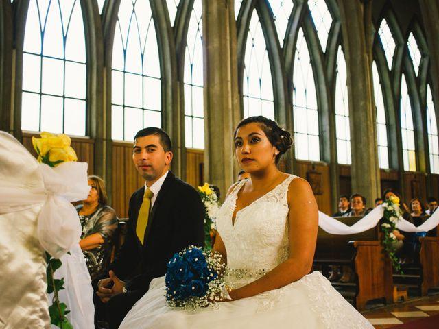 El matrimonio de Sebastiam y Vanesa en Osorno, Osorno 11