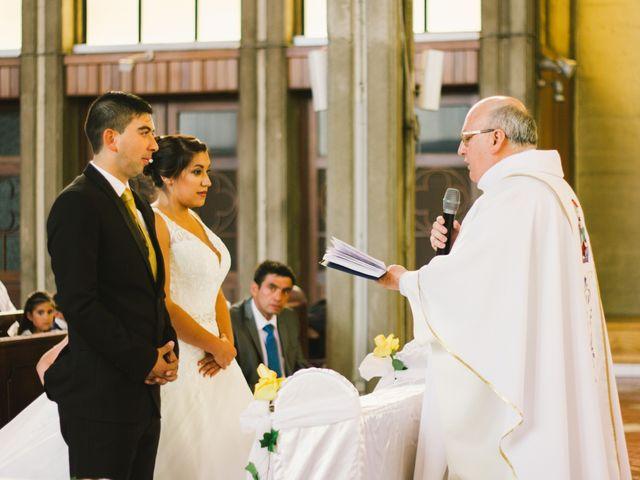 El matrimonio de Sebastiam y Vanesa en Osorno, Osorno 13