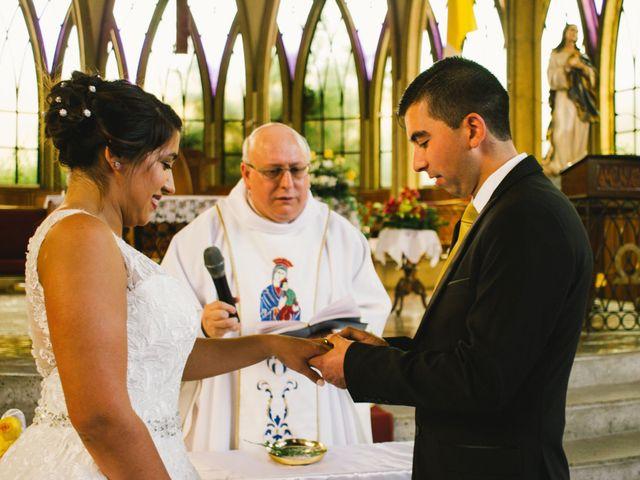 El matrimonio de Sebastiam y Vanesa en Osorno, Osorno 17