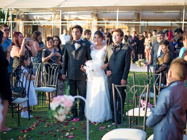 El matrimonio de Glicer y Rossana en Antofagasta, Antofagasta 17