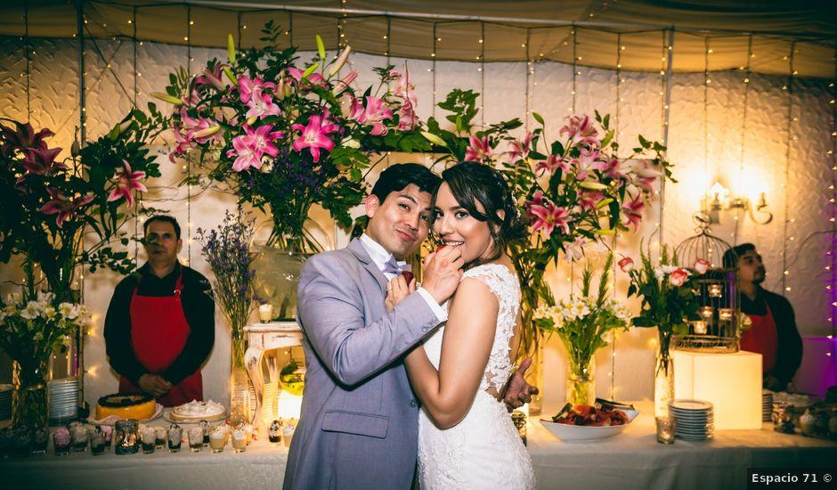 El matrimonio de Felipe y Isaura en Santiago, Santiago