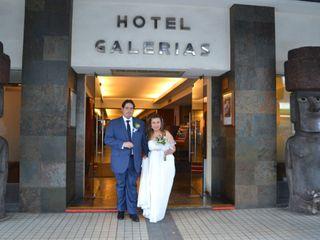 El matrimonio de Liliana y Manuel 1