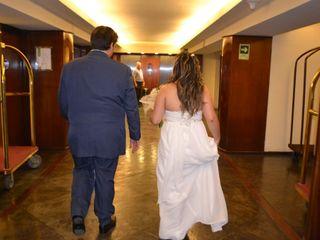 El matrimonio de Liliana y Manuel 2