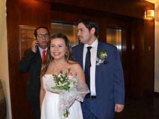 El matrimonio de Liliana y Manuel 3