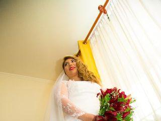 El matrimonio de Yazmin y Igor 3