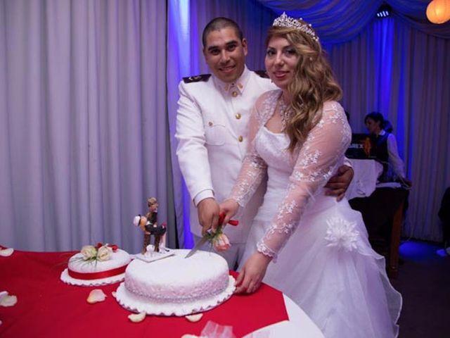 El matrimonio de Yazmin y Igor