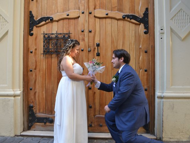 El matrimonio de Liliana y Manuel