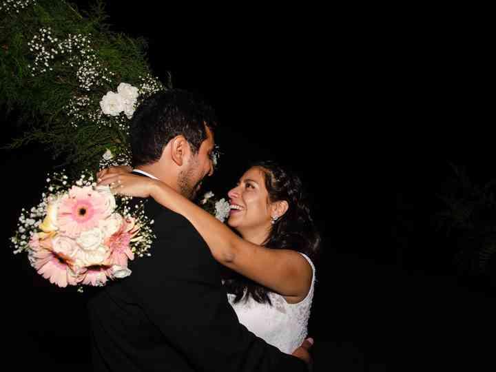 El matrimonio de Pricilla y Gonzalo