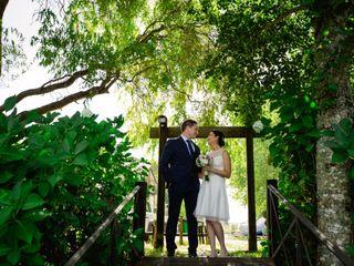 El matrimonio de Marisela y Felipe 1