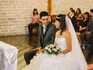 El matrimonio de Gabriela y Edwin