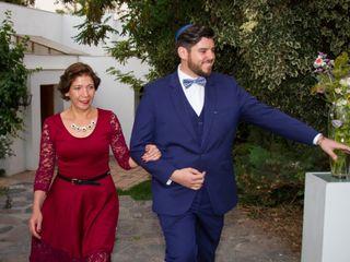 El matrimonio de Constanza y David 2