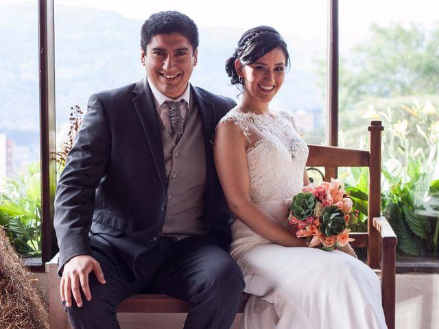 El matrimonio de Sara y Andrés